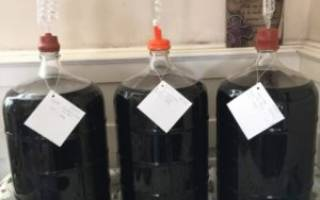 Как крепить вино в домашних условиях