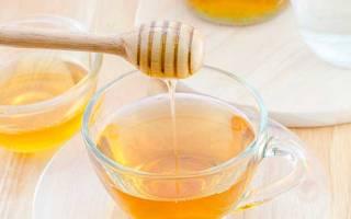Если пить каждое утро воду с медом