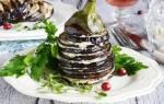 Блюдо из баклажанов быстро и вкусно жареные