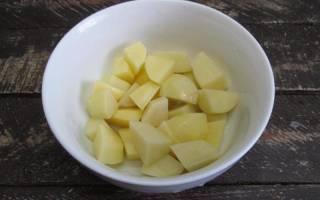Как приготовить курицу с картошкой в пакете для запекания в духовке