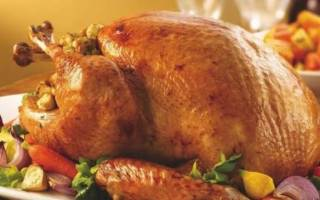 Как приготовить курицу целиком вкусно и необычно в духовке