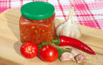 Как приготовить на зиму соус