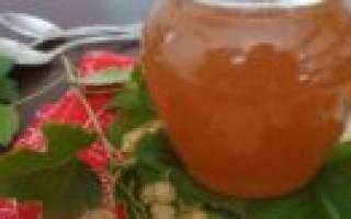 Варенье из белой смородины на зиму рецепты