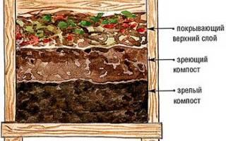 Как обеззаразить компостную кучу