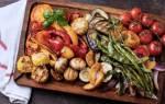 Запеченные овощи как приготовить