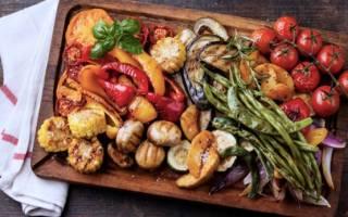 Как запечь вкусно овощи