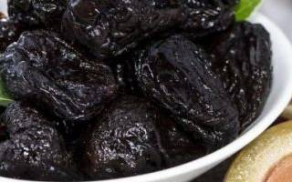 Как посушить чернослив в сушилке