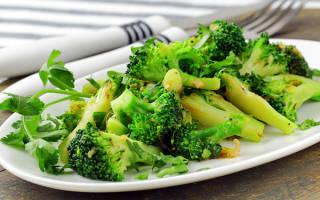 Как приготовить брокколи вкусно и полезно на сковороде