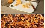 Жареные лисички на зиму в банках рецепты