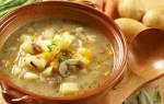 Как приготовить вкусный грибной суп из шампиньонов