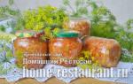 Закуска из кабачков на зиму с рисом рецепты