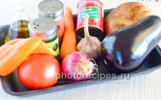 Грибная икра с баклажанами на зиму рецепты