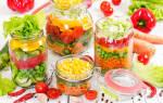 Как засолить на зиму ассорти из овощей