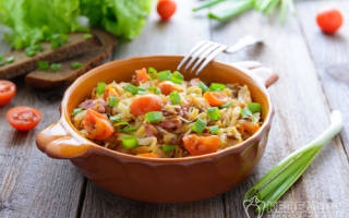 Как жарить капусту на сковороде