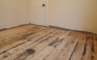 Как избавиться от сырости в подполье деревянного дома