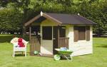 Как построить маленький деревянный домик на даче