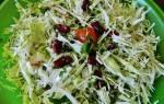 Заготовки на зиму с капустой и фасолью