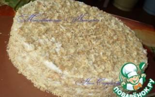 Из чего можно приготовить торт